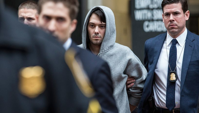 Martin Shkreli Vs. Ghostface Killah Feud