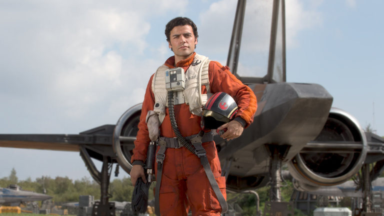 Star Wars Force Awakens Poe Dameron