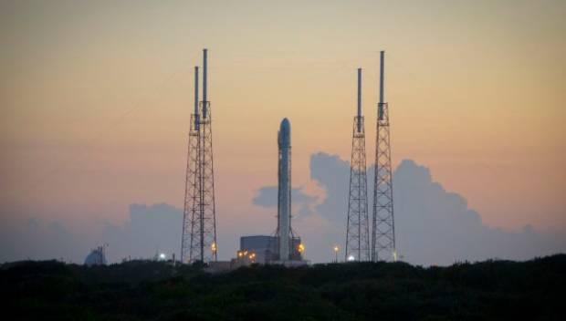 Space X Nails Rocket Landing