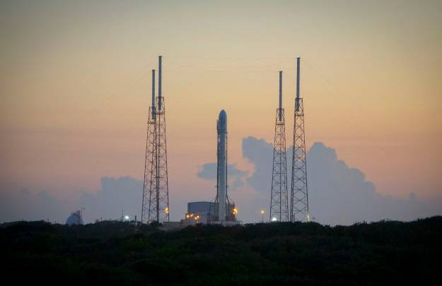SpaceX Failed Landing