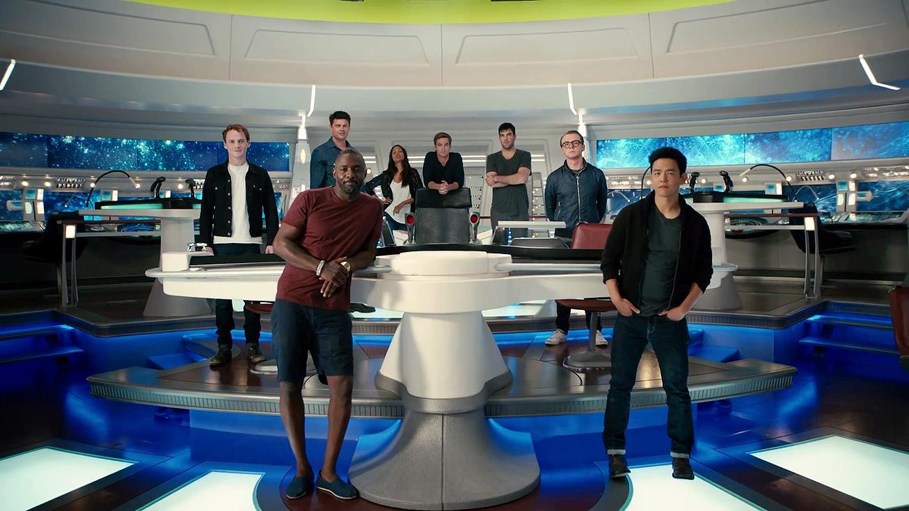 Star Trek Beyond Trailer Leak