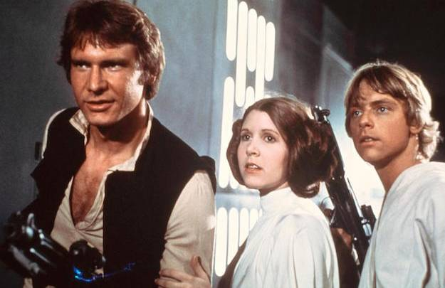 Star Wars: A New Hope 4K Release