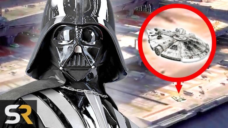 Star Wars Easter Eggs Video