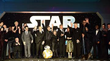 Star Wars Episode 8 Cast Han Solo