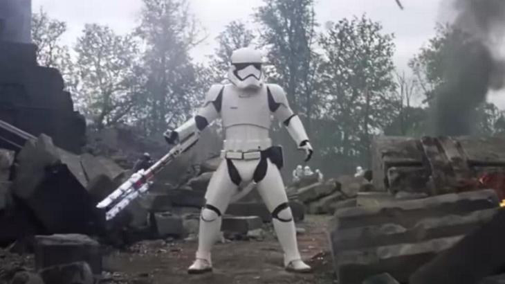 Star Wars Force Awakens Finn TR-8R