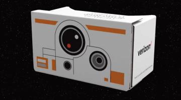 Star Wars Google Cardboard Viewers