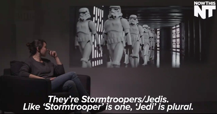 Star Wars Funny Facts