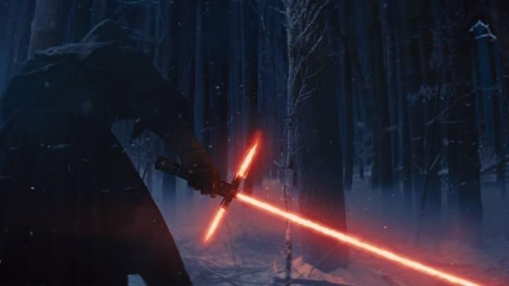 Star Wars Kylo Ren Outtakes Spoofs