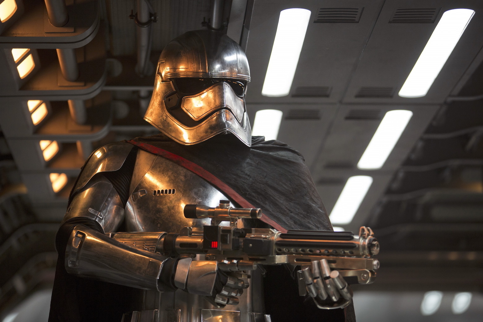 Star Wars spoiler lands man in jail after he threatens a high school shooting