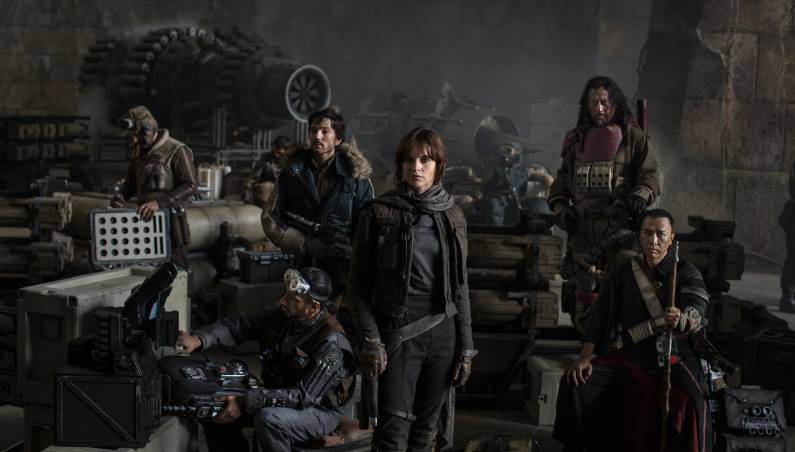Star Wars Rogue One Reshoots