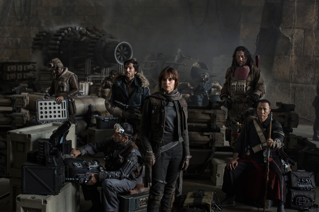Rogue One Star Wars 2016