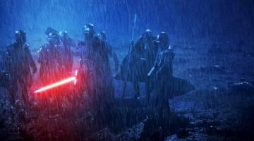 Star Wars Force Awakens Kylo Ren Murder