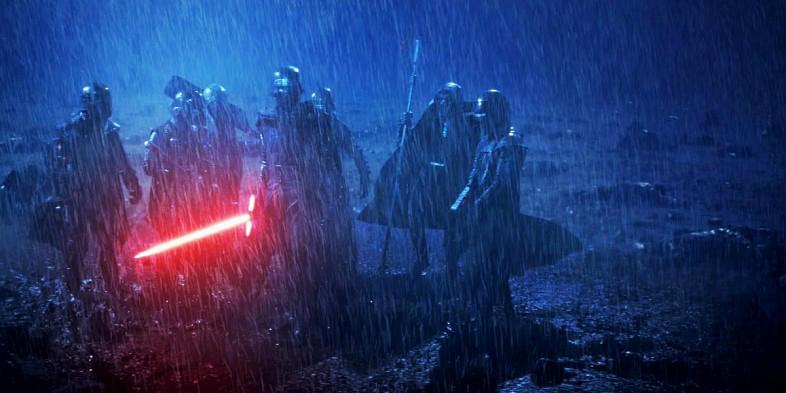 Star Wars Episode VIII Spoilers Luke Rey
