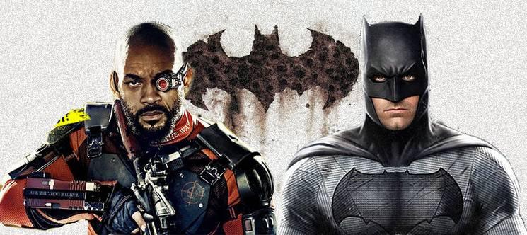 Suicide Squad Deadshot Batman