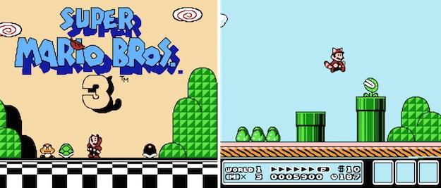 Video Of Super Mario Bros 3 PC Port
