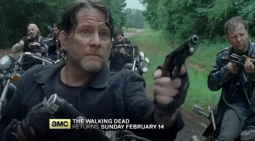 The Walking Dead Teaser Trailer