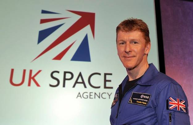 Astronaut Prank Call