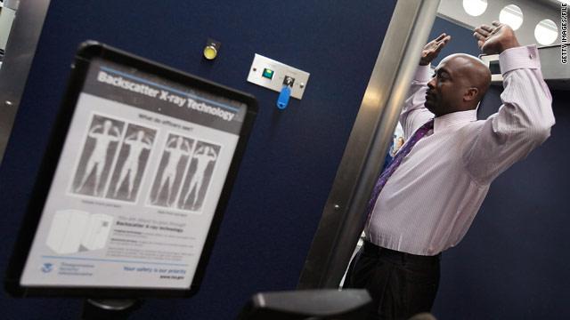 TSA Body Scanners
