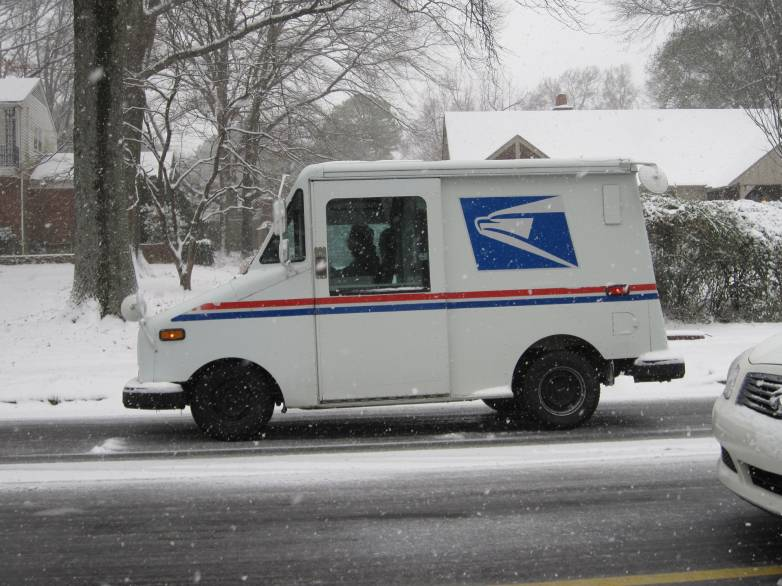 USPS Email Pictures Mail Free Service