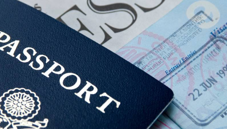 DHS Facebook Visa Application