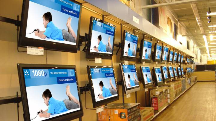 Best TV Deals Walmart Cyber Week 2015