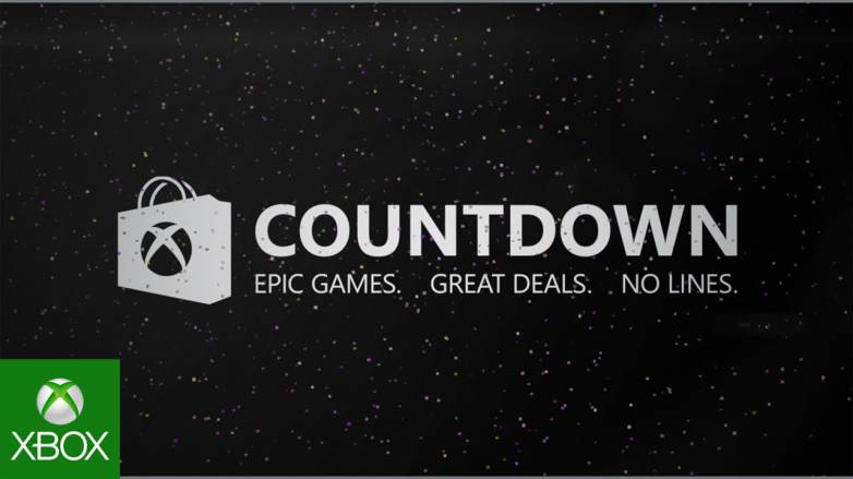 Xbox One Countdown Sale Week 1