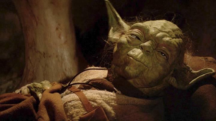 Star Wars The Force Awakens Obi-Wan Yoda