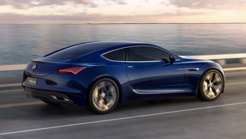 Buick Avista Photos