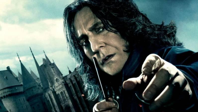 J.K. Rowling Alan Rickman Snape Always