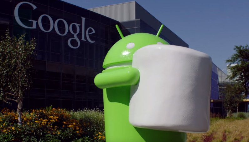 Android Marshmallow Market Share