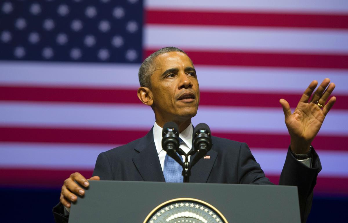 Apple FBI President Obama