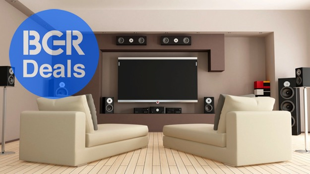Get Killer Surround Sound In Time For The Super Bowl With