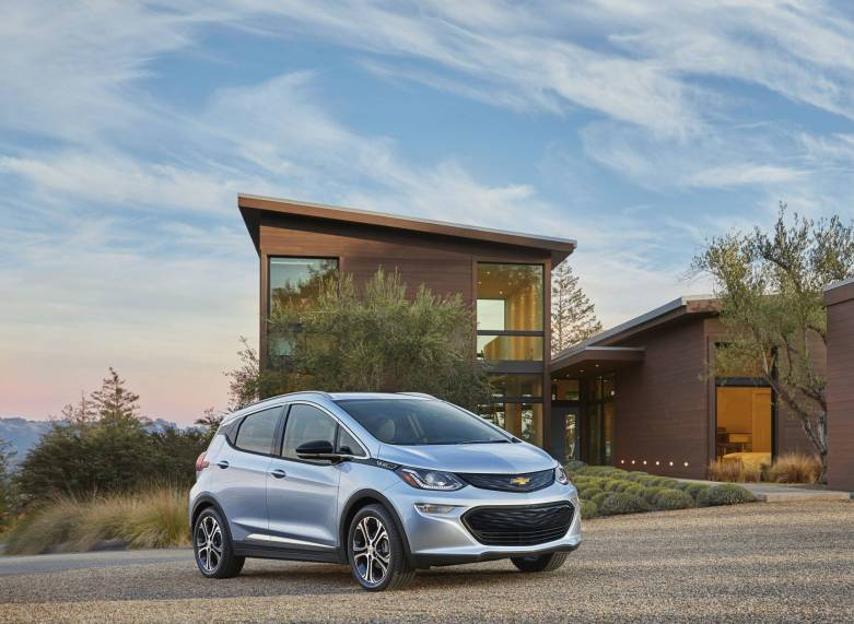 Chevy Bolt Lease