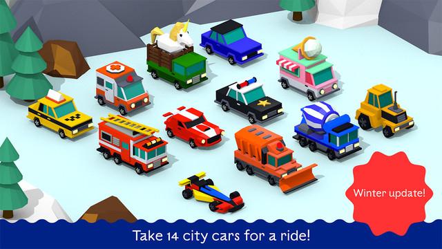 City Cars Adventures