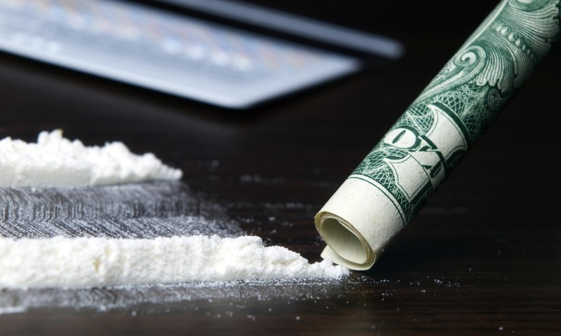 Cocaine Brain Cells Cannibals