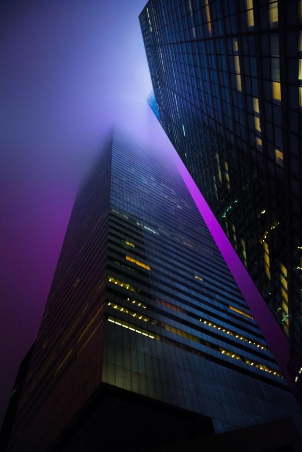 Colin Brooks - Into the Purple Mist