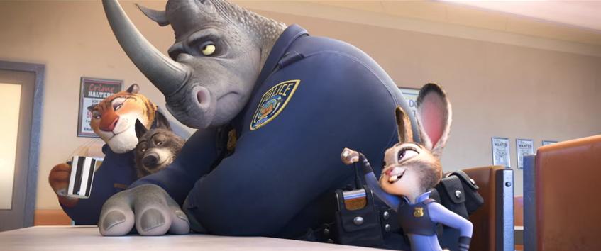 Disney Zootopia Movie Trailer