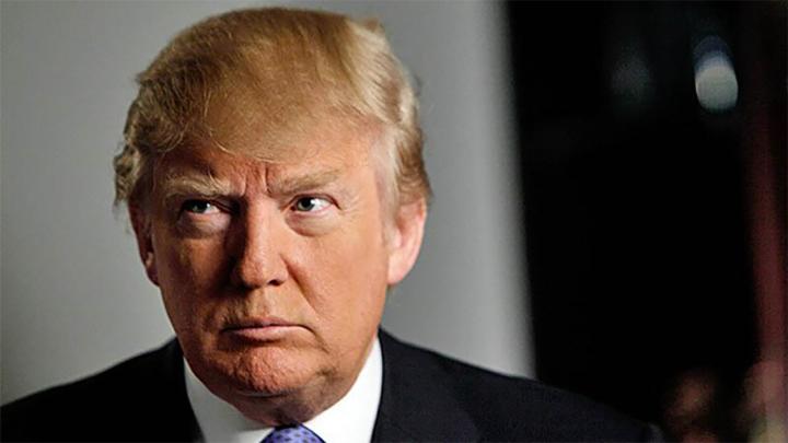 Anonymous Hack Donald Trump