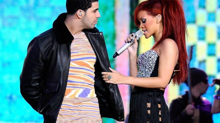 Rihanna Drake Work Streaming