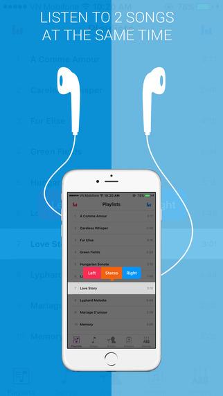 Dual Music Player Plus