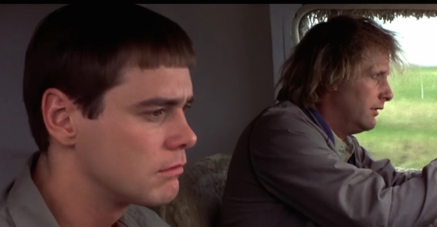 Dumb & Dumber Movie Trailer Recut