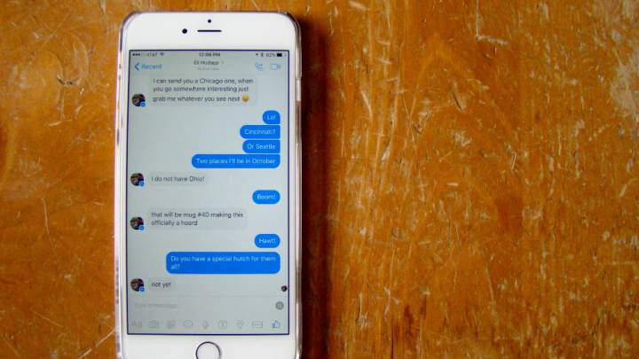 Facebook Messenger Chat Privacy