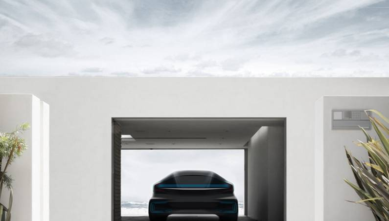 Faraday Future Live Stream