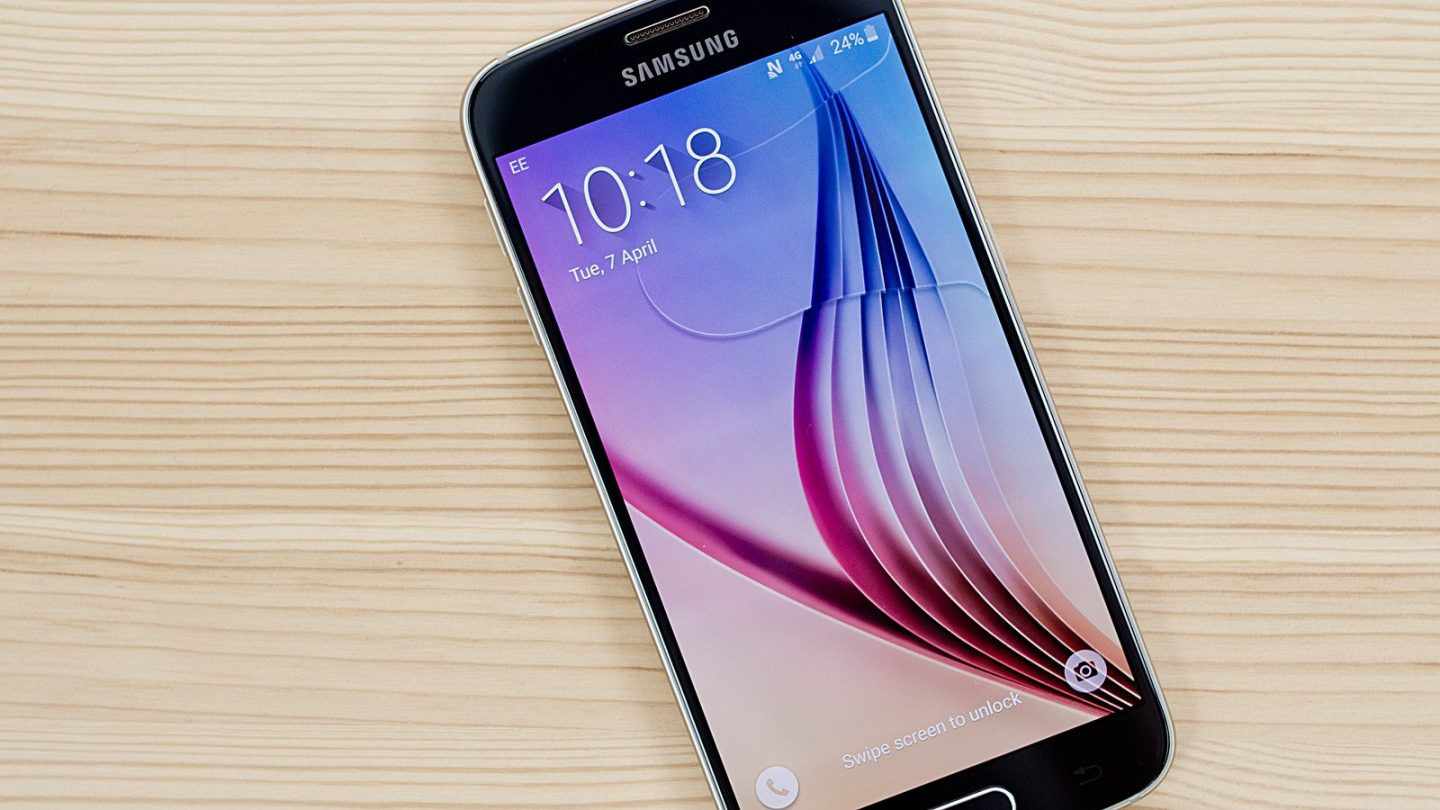 Galaxy S6 Note 5 Android 6.0 Update