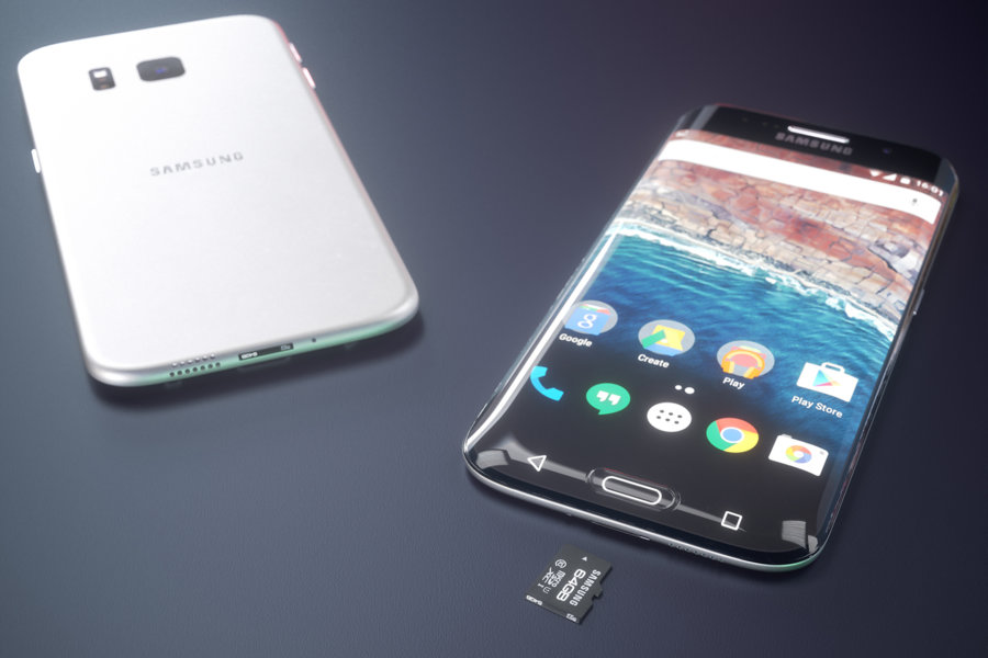 Galaxy S7 iPhone 6s Upgrade Program