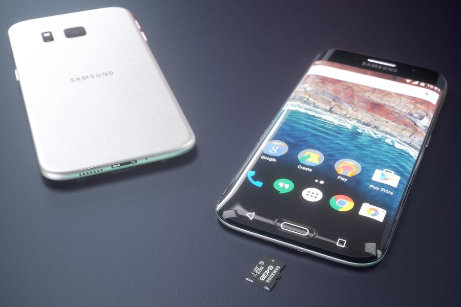Galaxy S7 Battery Capacity
