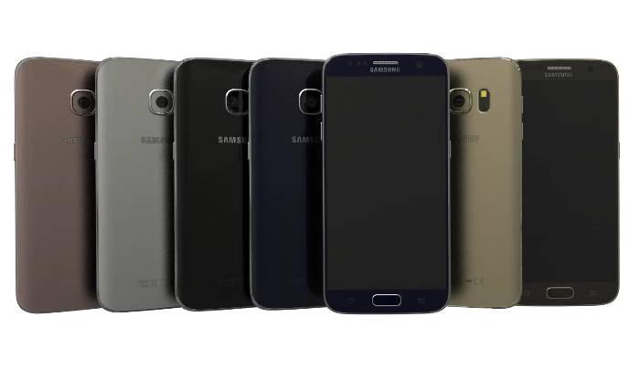 Galaxy S7 Design Leak
