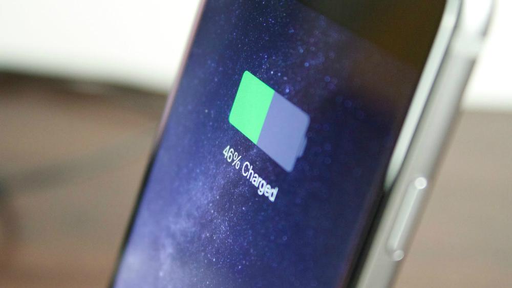 MIT Sugar Battery iPhone