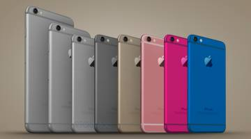 iPhone 6c Mockup Images