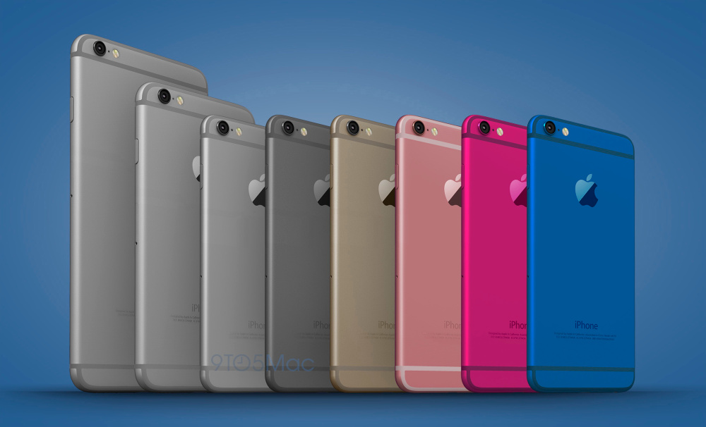 iPhone 6c Models